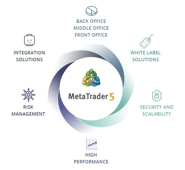 Which brokers work with MT5?