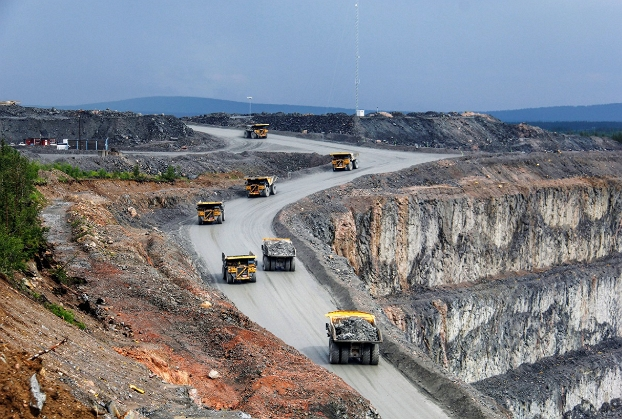 Mining sector drags Western Europe markets down